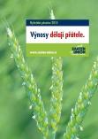 Hybridní pšenice SAATEN-UNION 2015