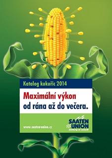 Katalog kukuřic 2014